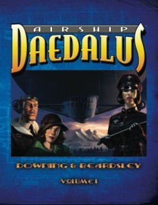 Airship Daedalus Vol. 1 Trade Paperback