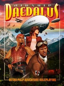 Airship Daedalus RPG
