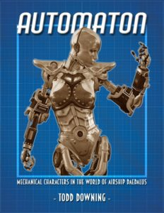 Automaton – for Airship Daedalus RPG