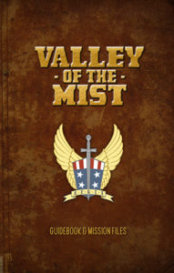 Valley of the Mist – for Airship Daedalus RPG