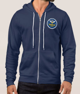 AEGIS Aeroforce Zippered Hoodie