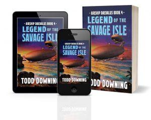 Legend of the Savage Isle